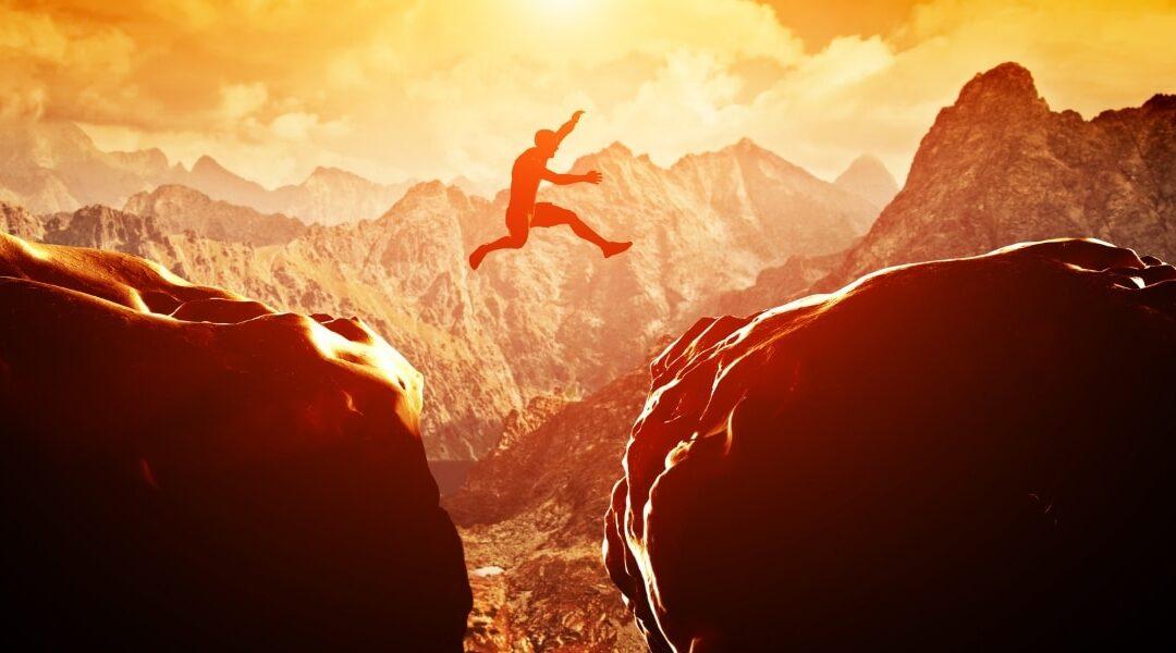 Stap voor stap uit je comfortzone