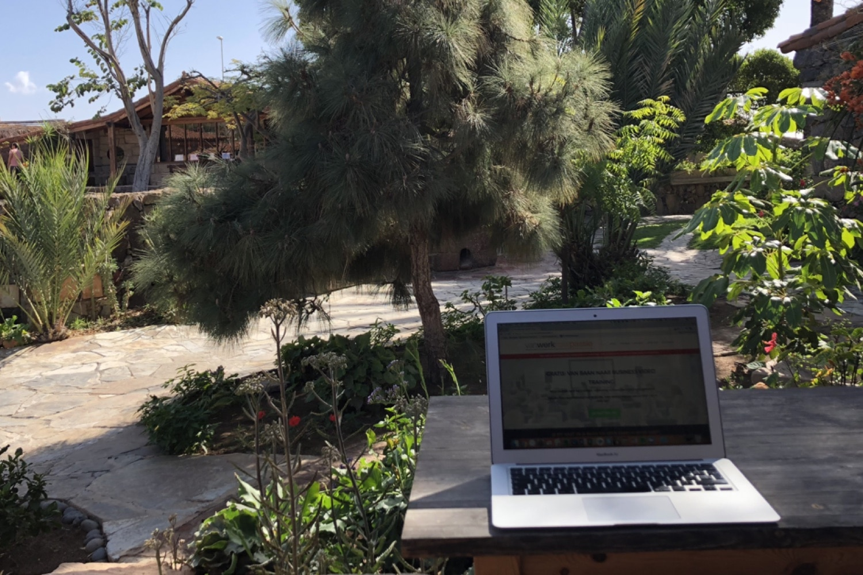 tenerife laptop
