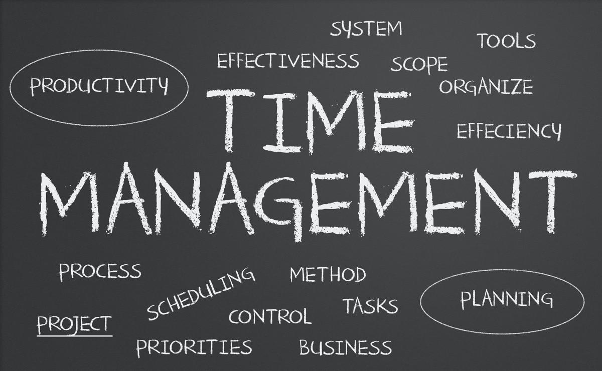 wat is tijdmanagement