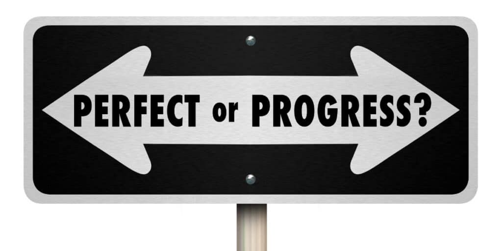 zelfvertrouwen en perfectionisme