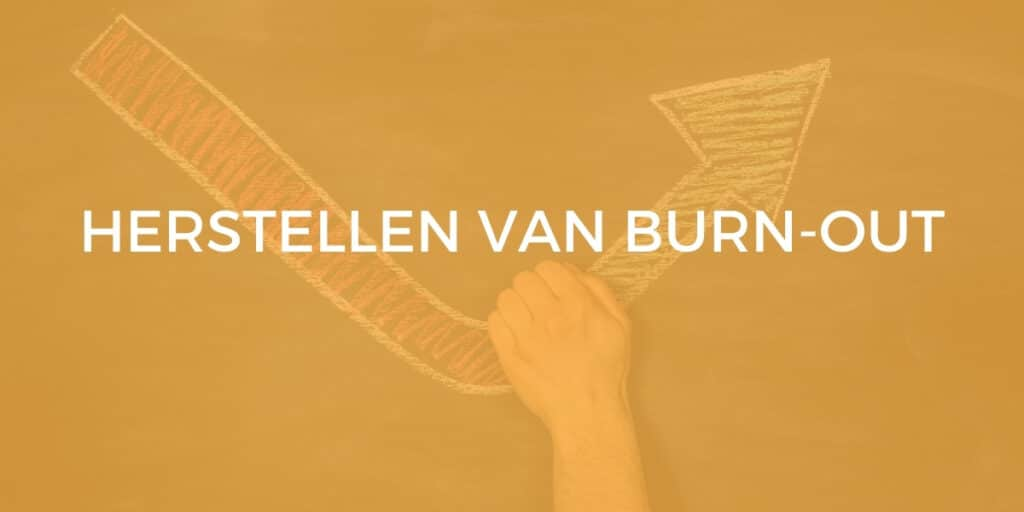 herstellen van een burn-out