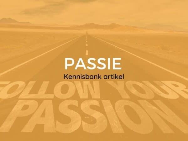 wat is passie