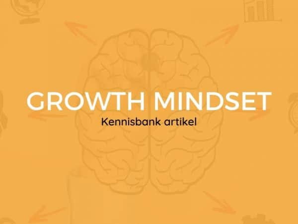 growth mindset ontwikkelen