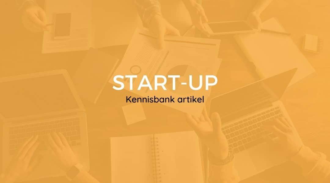 Wat is een start-up? Alles wat jij moet weten