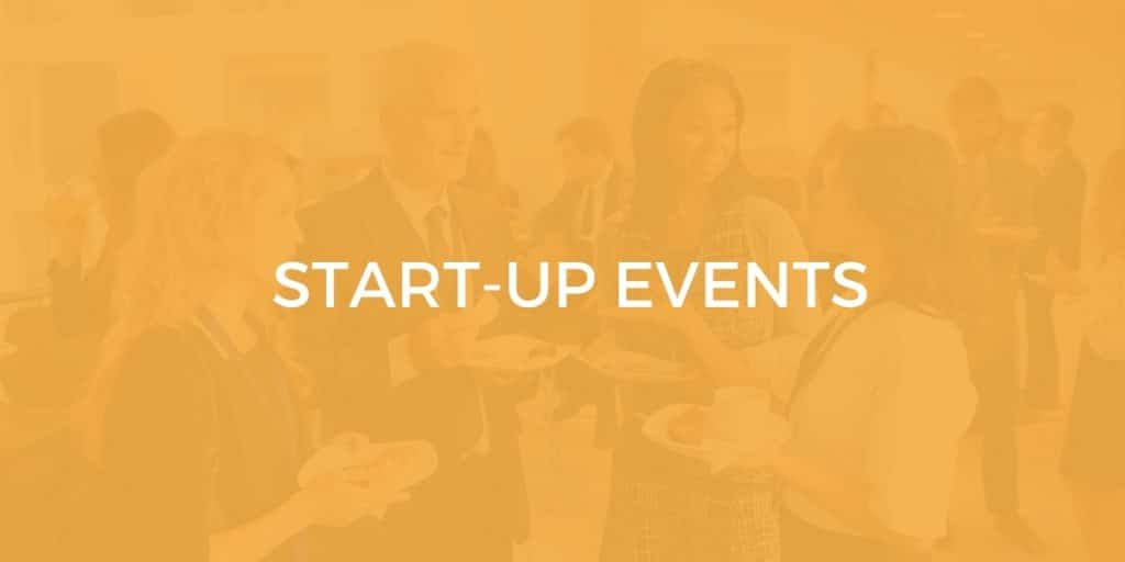 start-up events