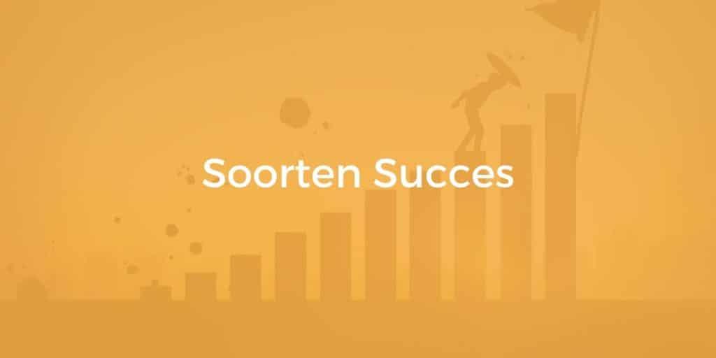 soorten succes